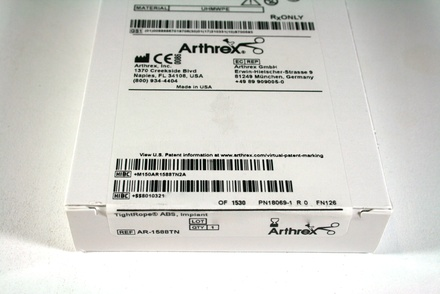 AR-1588TN Arthrex TightRope ABS Implant