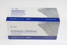 "1953 Ethicon Surgicel Original Absorbable Hemostat 2"" x 3"""