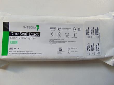 206520 Integra Duraseal Exact 5mL Spine Sealant System