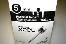CB5LT Ethicon Universal Trocar Stability Sleeves 100mm Each