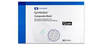 SYM12 Covidien Symbotex Composite Mesh, 12 Cm