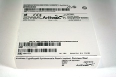 AR-8926SS Arthrex Knotless Tightrope Syndesmosis Implant, Stainless Steel