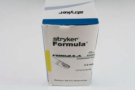 0375-534-000 Stryker Formula 3.5 mm Aggressive Plus