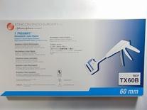 TX60B Ethicon Proximate 60mm Reloadable Linear Stapler, 21 Titanium Staples (Standard)