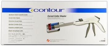 CS40B Ethicon Contour Stapler: Blue Curved Cutter Stapler With 46 Titanium Standard Staples 40.0Mm
