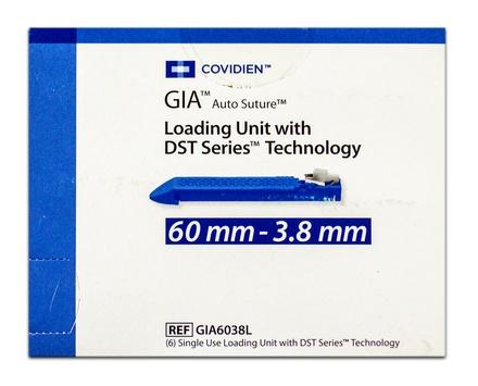 GIA6038L Covidien GIA 60-3.8mm Reload