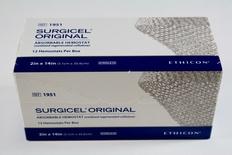 "1951 Ethicon Surgicel Original Absorbable Hemostat 2"" x 14"""